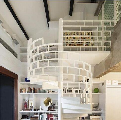 小户型跃层楼梯装修注意事项 小户型跃层楼梯怎么设计
