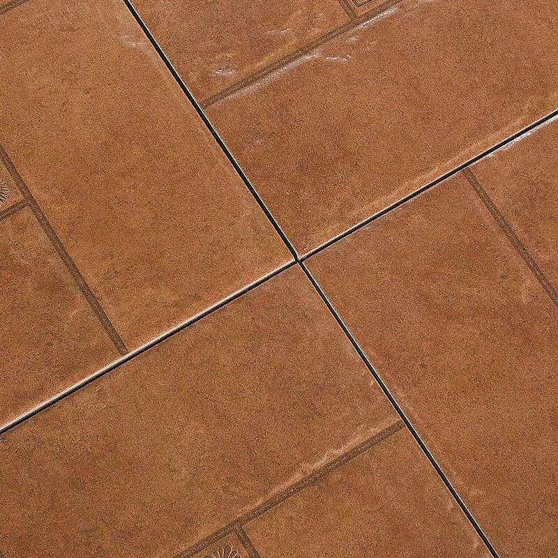 2,防御性强,仿木地板瓷砖要比真实的实木地板更抗碰撞,防火,防老化