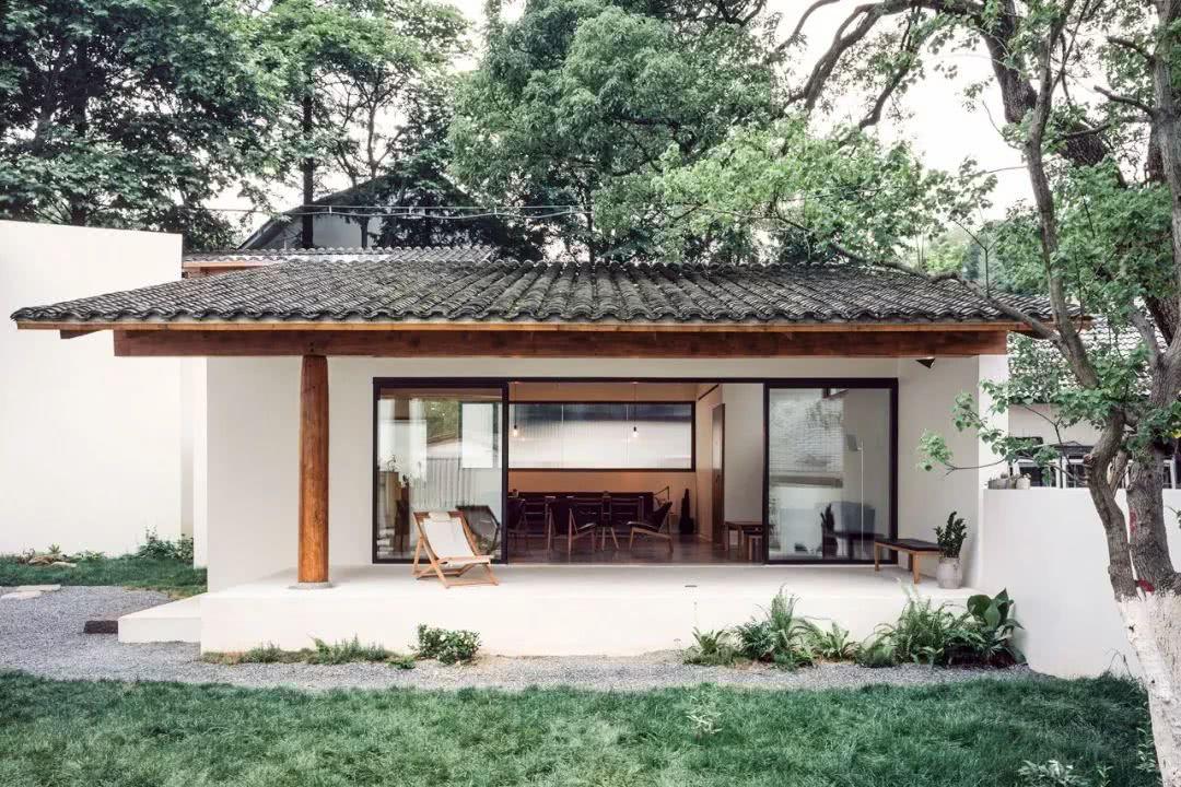 院墙风景砖