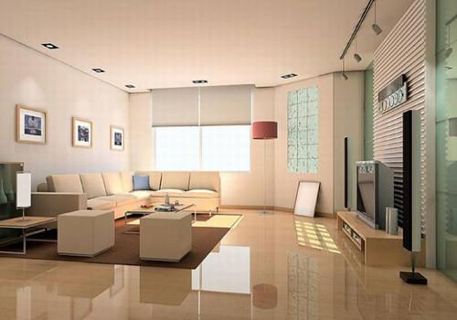 客厅用什么瓷砖好 客厅瓷砖挑选方法