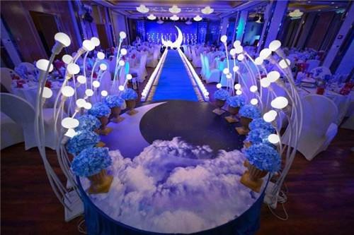星空主题婚礼如何布置 星空婚礼布置要注意什么