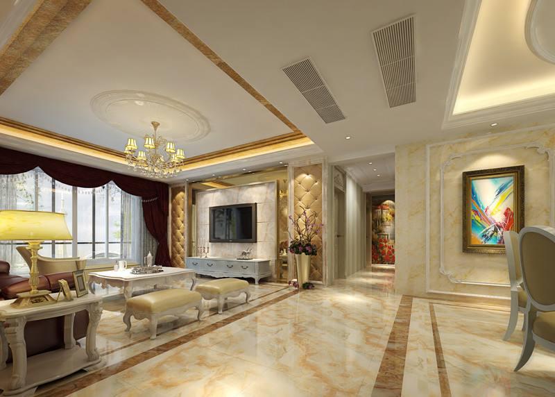 客厅用什么颜色的地砖好 怎样搭配好客厅地砖颜色