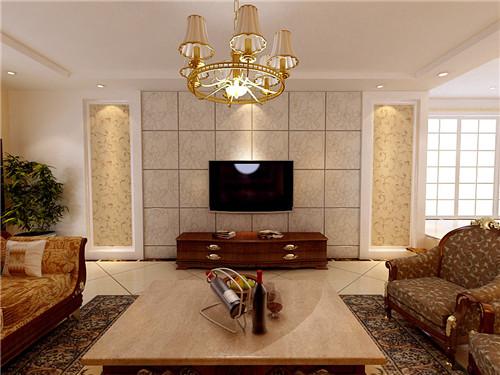 家庭装修客厅背景墙赏析 装修背景墙应该注意的事项