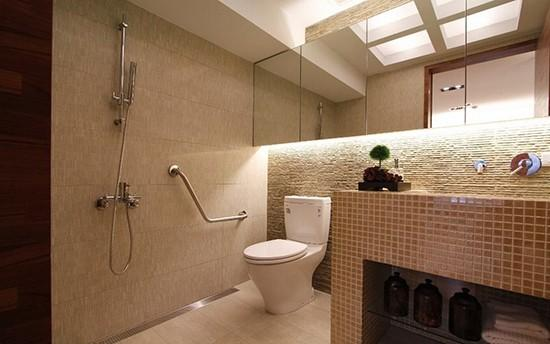 浴室装修5大重点一样不能少