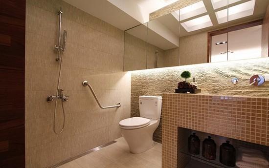 你家浴室安全吗?浴室装修5大重点一样不能少