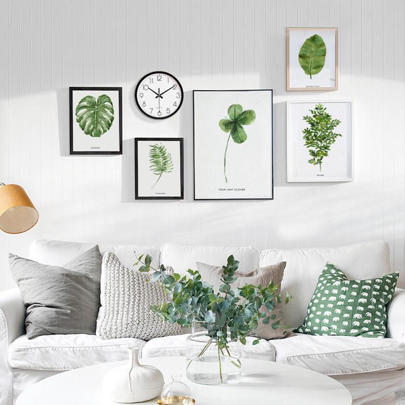 客厅挂画,让你收获满满的文艺格调家居!