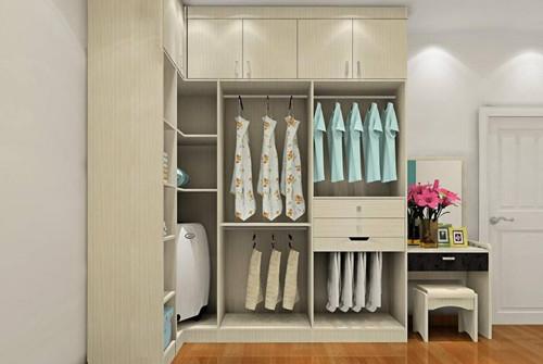 定制衣柜怎么设计更合适 定制衣柜板材选择标准