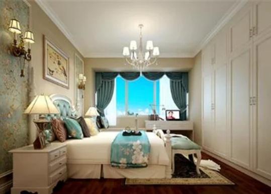 卧室怎么装修才好看,给你安心夜晚