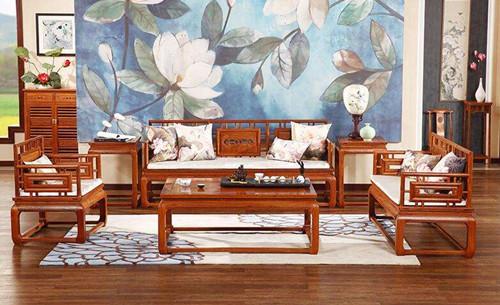 红木家具保养小诀窍  红木家具的优点