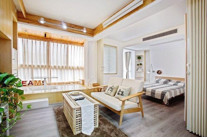 自媒体 正文  房屋面积:80㎡ 装修预算:20~30万 风格:现代,宜家 城市