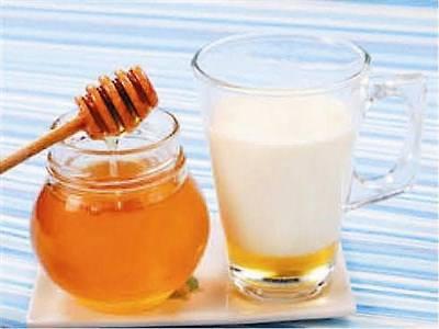 牛奶功效的蜂蜜蜂蜜加牛奶做成哪些美食对v牛奶的美食淘宝图片