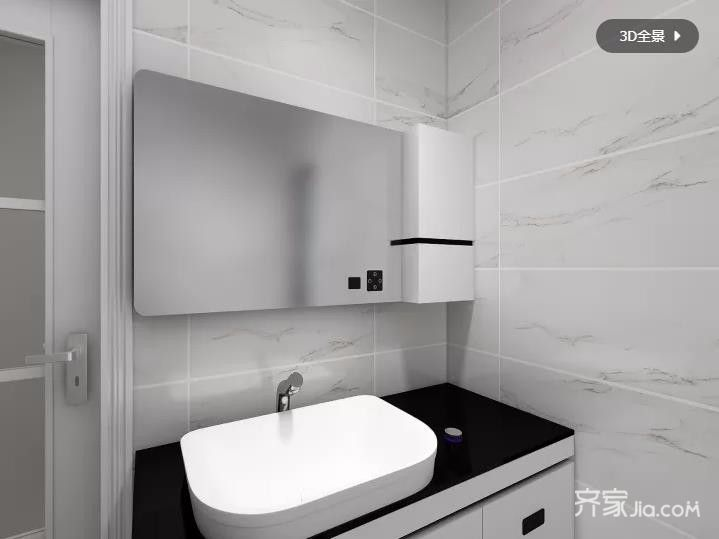 室内融合一个简单的角落设计,既美观又实用图片