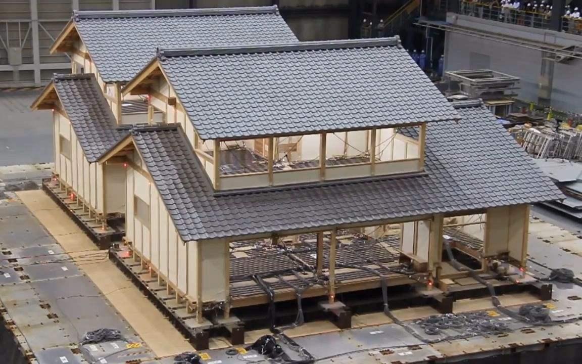 日本房子结构