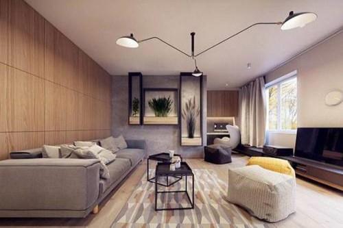 一室一厅小户型装修案例 轻松打造实用又精美的家