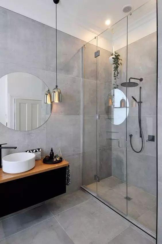 卫生件_卫生间小怎么做干湿分离 小卫生间干湿分离效果图