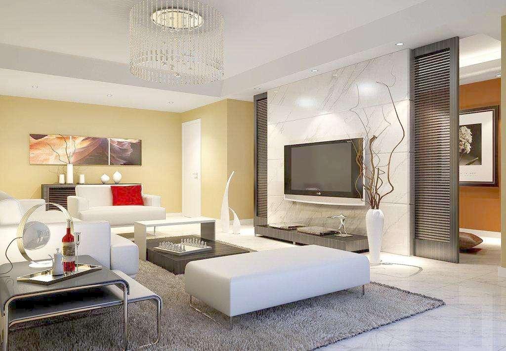 三居室客厅装修:六个细节助你打