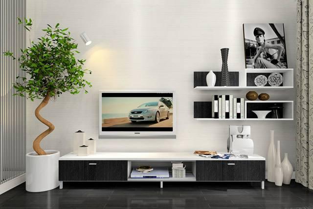 电视墙装饰怎样好看 2018五大常见电视墙设计图片