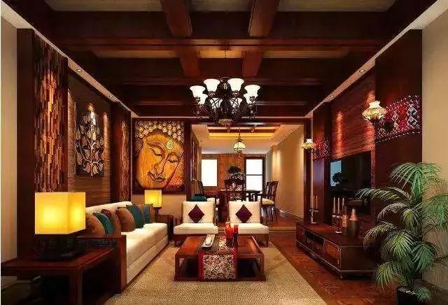 东南亚风格_东南亚风格广泛地运用木材和其他的天然原材料,如藤条,竹子,石材