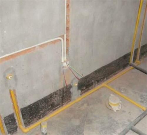 家装水管高度几多适合 家装水管选购3个技能