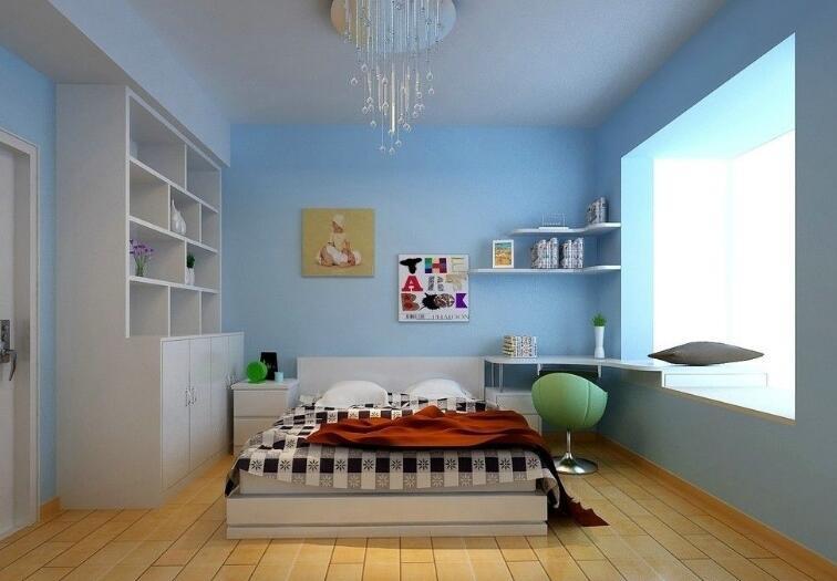 二十平方卧室房间有多大图片