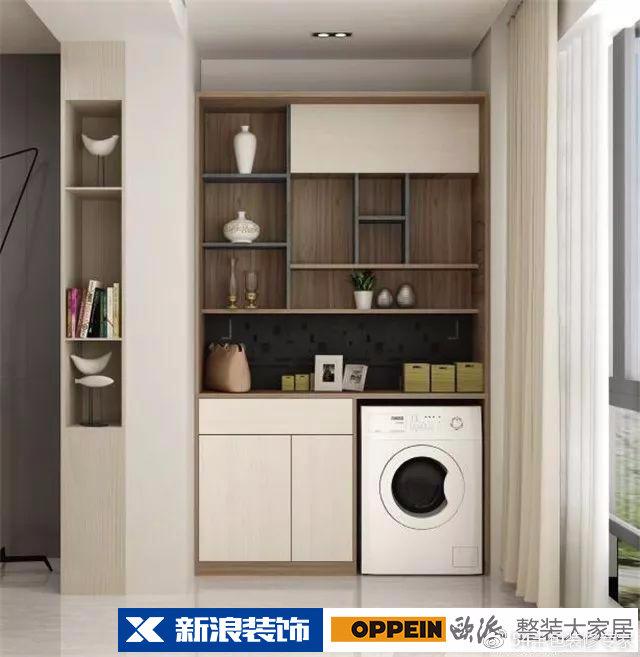 30款新品阳台柜设计,家有阳台的看过来图片