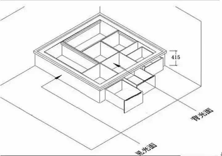 普通床安装步骤图
