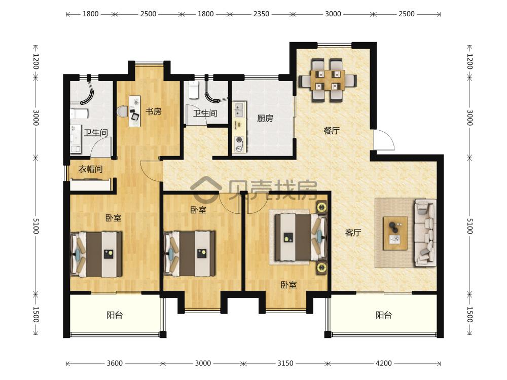 買房挑個好戶型,裝修比鄰居少花幾萬塊!