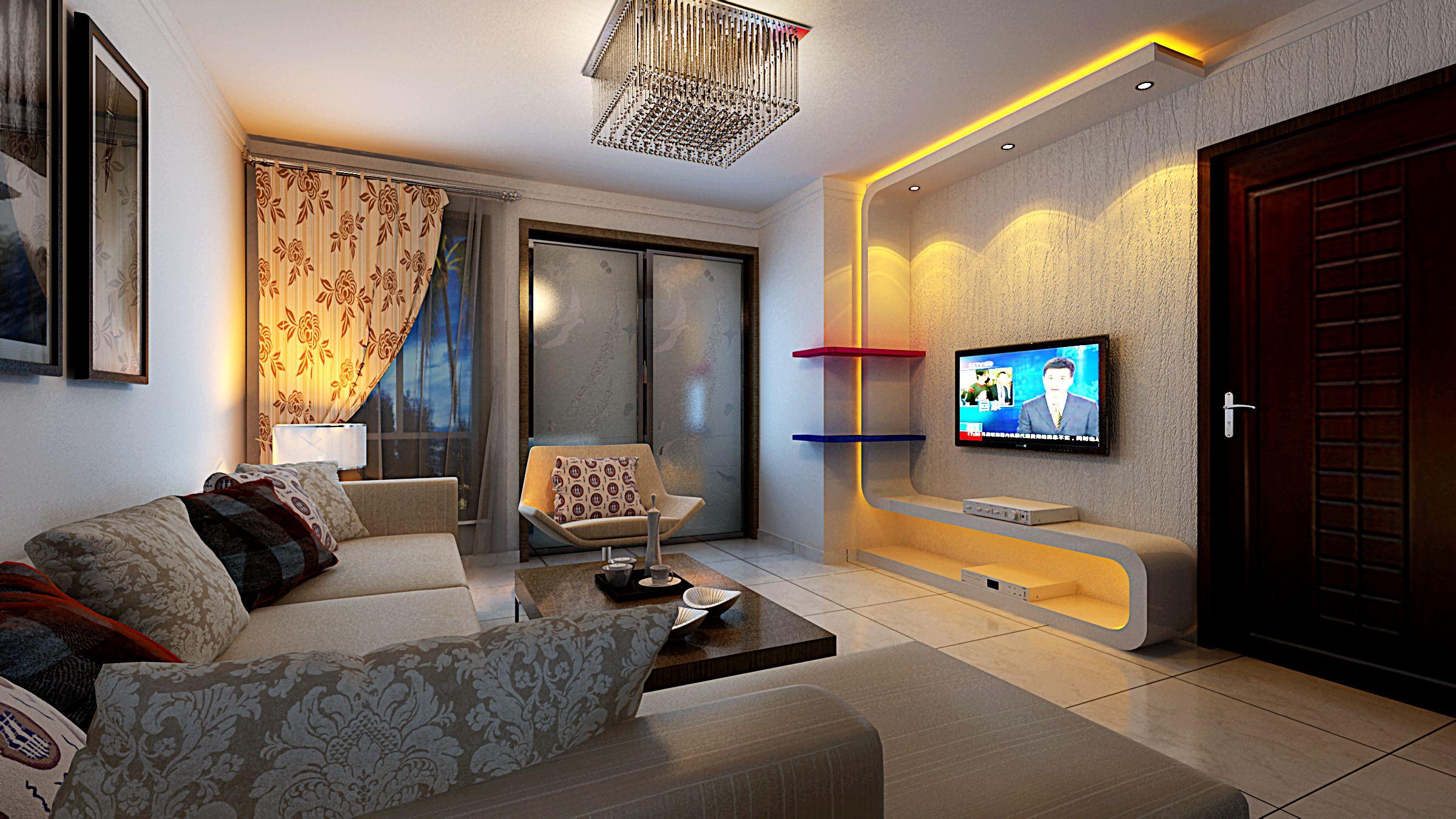 二,客厅电视墙装修技巧有哪些