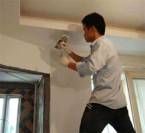 墙面粉刷几多钱 墙面粉刷的4个步骤