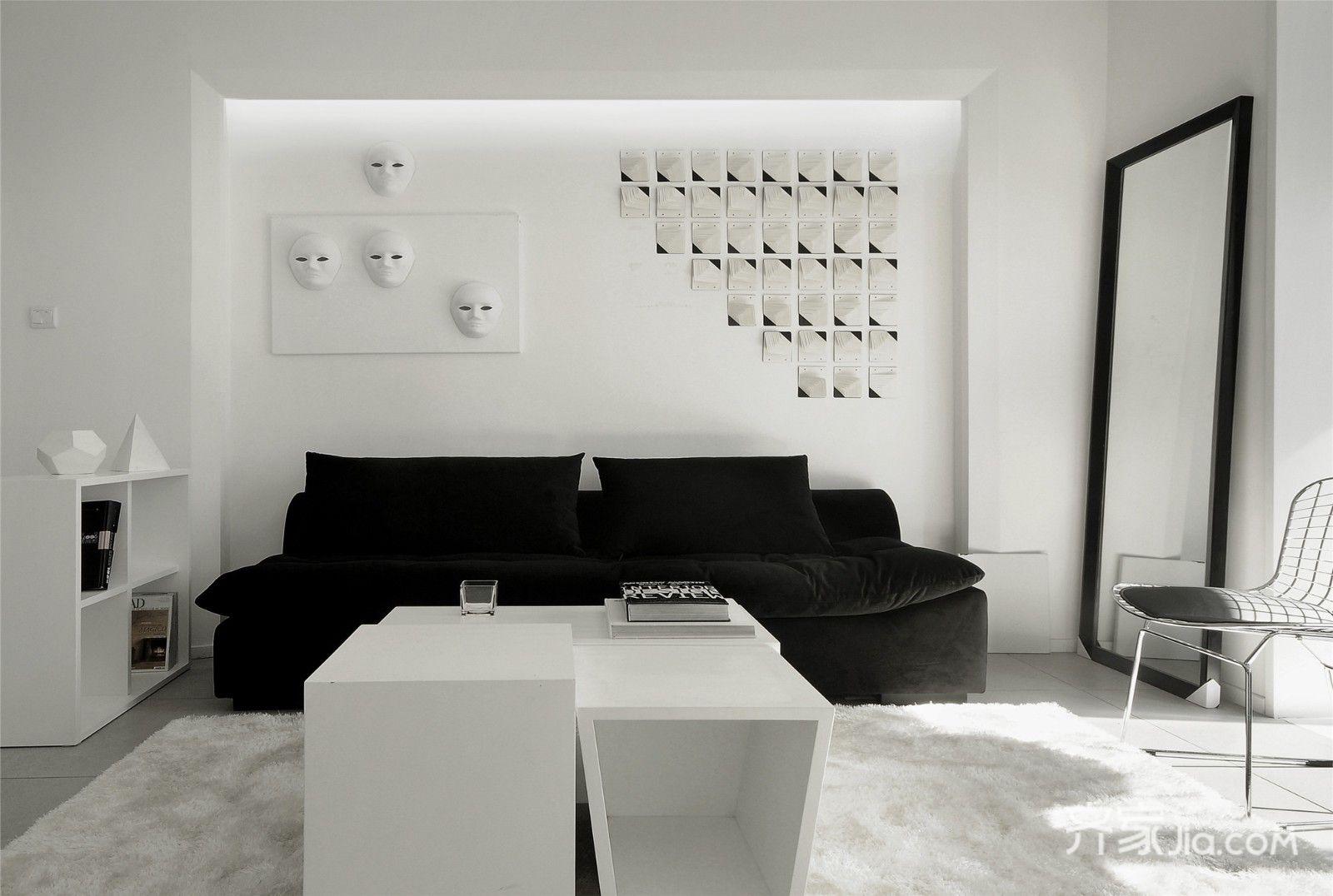 現代簡約二居室 (16)
