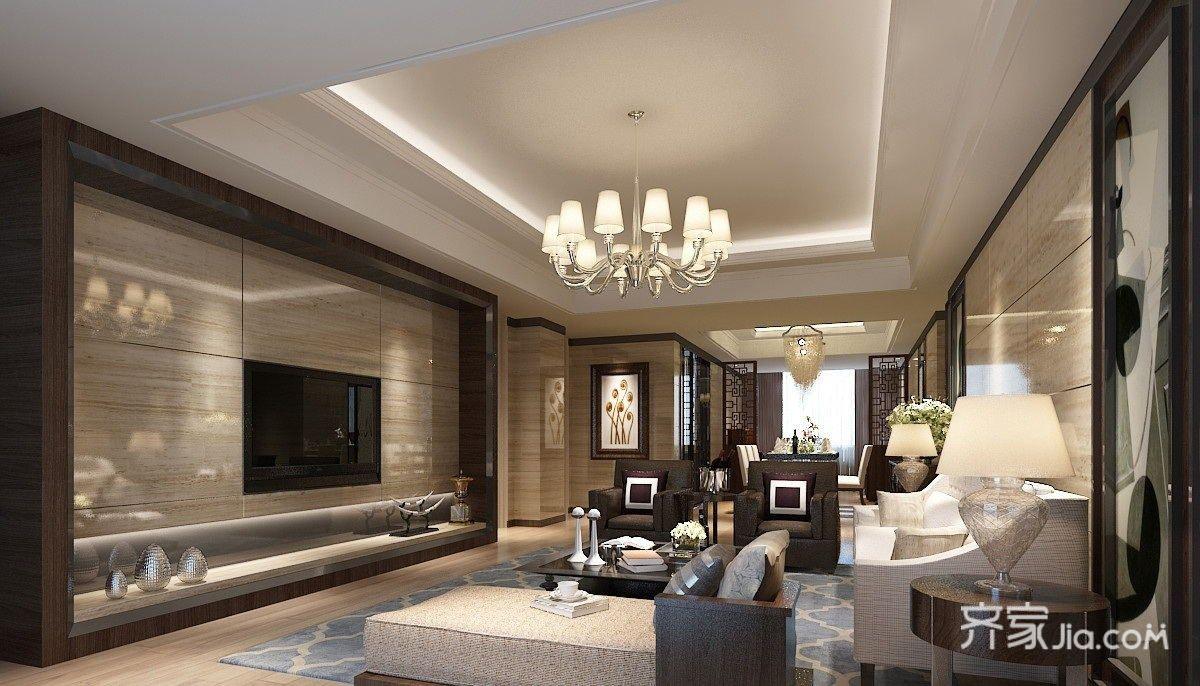 現代簡約居室