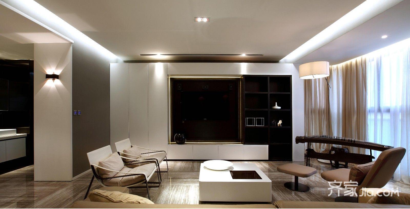 現代三居室