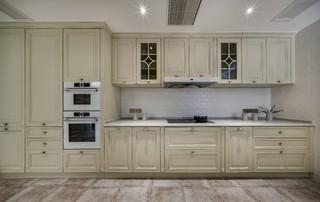 优雅轻奢大户型厨房装修效果图
