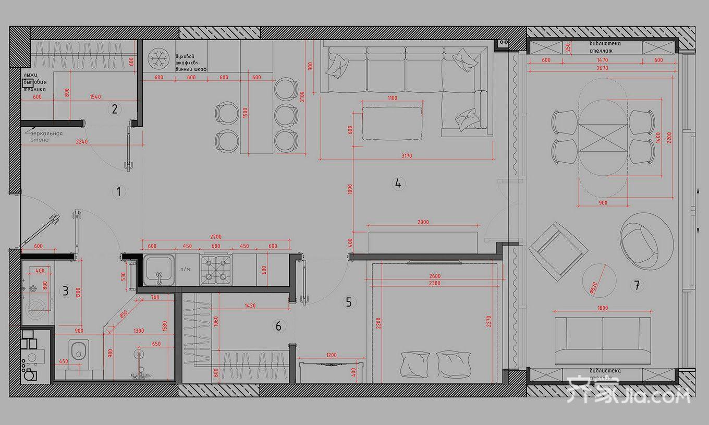 小公寓设计图片