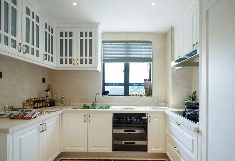 你家厨房适合哪种布局?