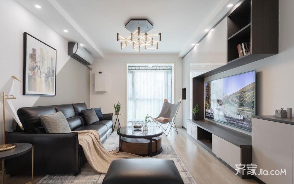 85㎡美觀實用的兩居室