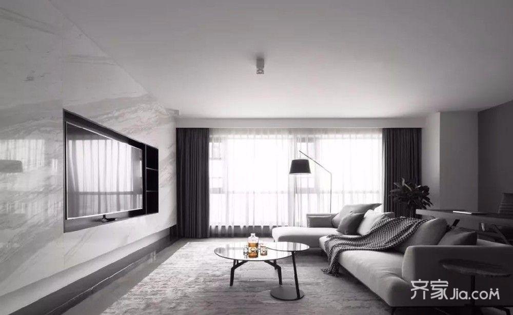 130㎡四居室現代簡約風