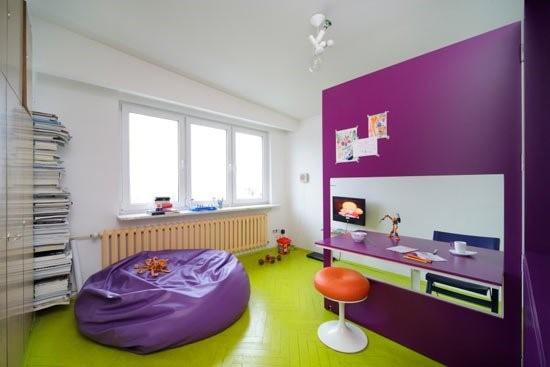 唯美美式小户型室内装潢图