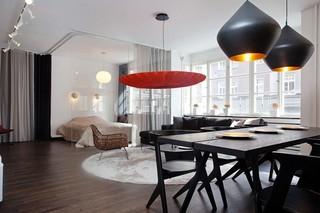 创意现代小户型室内装修设计
