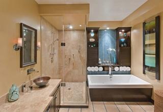 美式三室两厅卫生间装修效果图大全2014图片