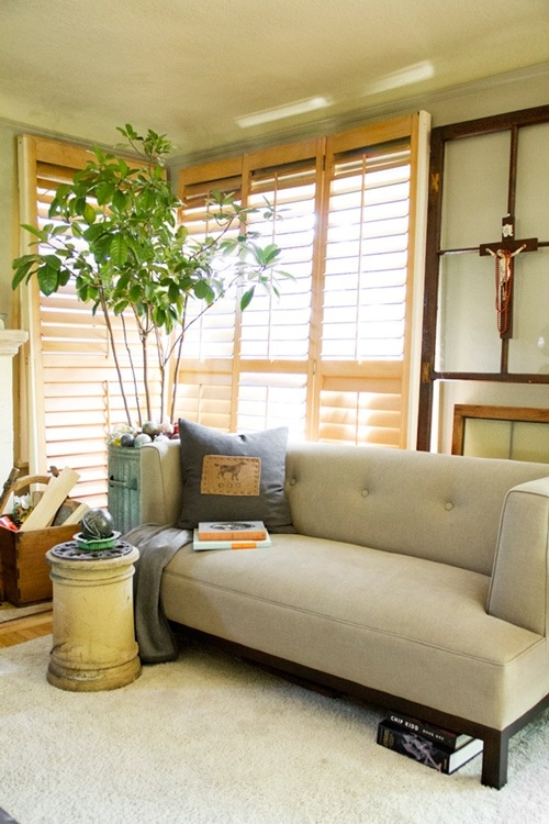 休闲舒适宜家风 布艺沙发设计