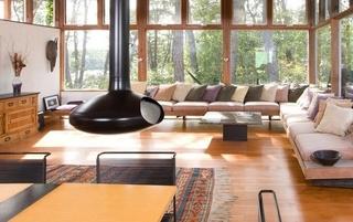 东南亚风格风情客厅效果图