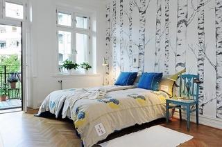 清新宜家北欧风公寓装饰