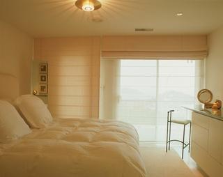 唯美裸色系简日式公寓暖居欣赏