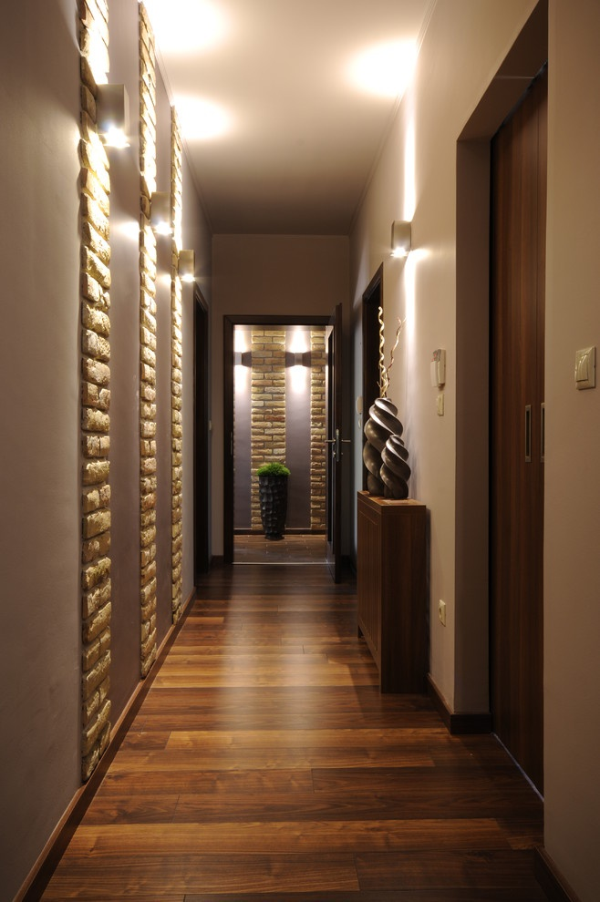 家装过道玄关设计装潢效果图片