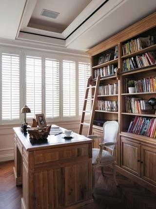 家居书房装修案例欣赏