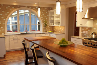 美式风格家居窗户设计鉴赏