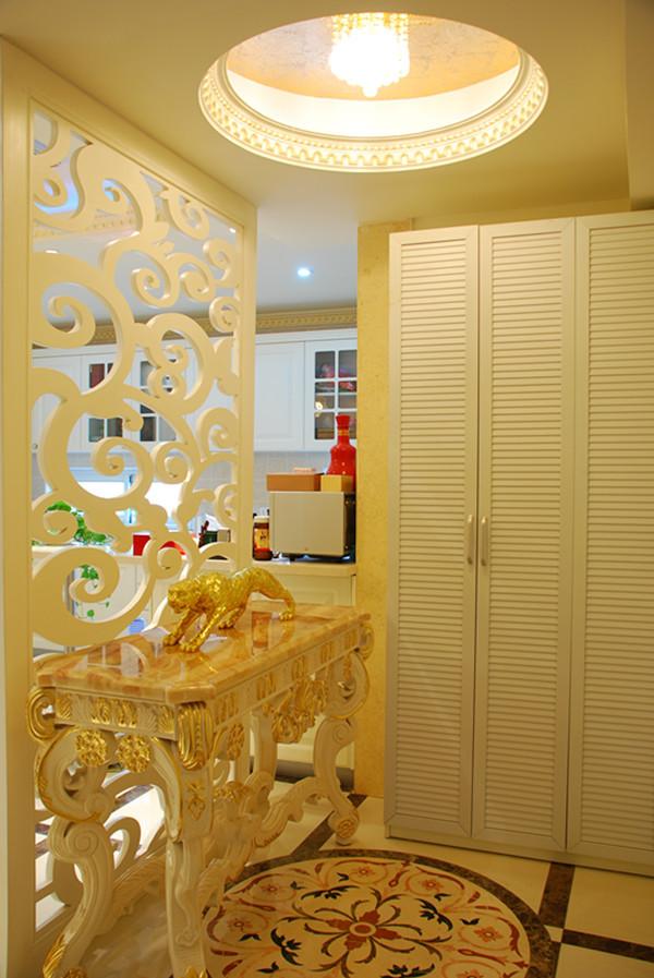 家居室内隔断设计欣赏