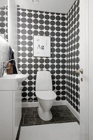 家居室内卫生间装修设计