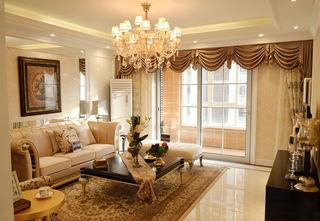 优雅华丽欧式客厅装饰大全